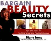 Cover of: Bargain Beauty Secrets | Diane Irons