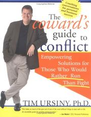 Cover of: Coward's Guide to Conflict