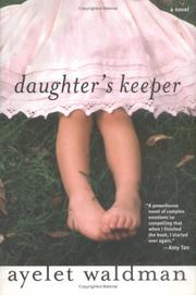 Cover of: Daughter's keeper