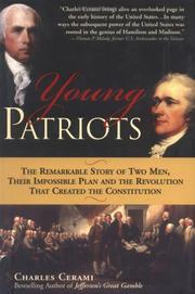 Cover of: The young patriots | Charles A. Cerami
