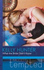 Cover of: What the Bride Didnt Know