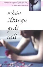 Cover of: When strange gods call