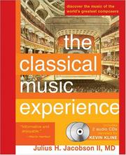 Cover of: Classical Music Experience