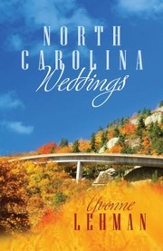Cover of: North Carolina Weddings
