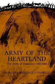 Cover of: Army Of The Heartland The Army Of Tennessee 18611862