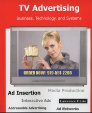 Cover of: Advanced Tv Advertising