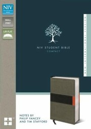Cover of: Holy Bible New International Version Concretefatigue Green Italian Duotone Student Bible Compact