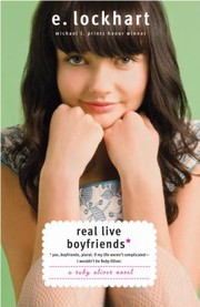Cover of: Real Live Boyfriends Yes Boyfriends Plural If My Life Werent Complicated I Wouldnt Be Ruby Oliver