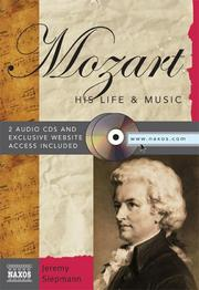 Cover of: Mozart (Naxos Books)