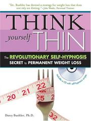 Cover of: Think Yourself Thin with CD
