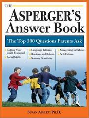 Cover of: Asperger's Answer Book