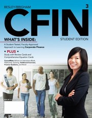 Cover of: Cfin3 |