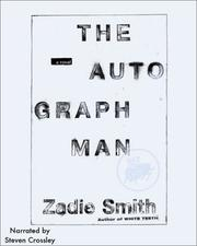 Cover of: The Autograph Man | Zadie Smith