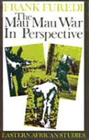 Cover of: The Mau Mau War In Perspective