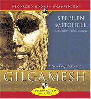 Cover of: Gilgamesh | Stephen Mitchell