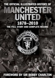 Cover of: Mufc Official Illustrated History