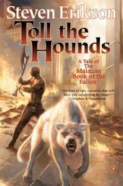 Cover of: Toll Of The Hounds Book 8