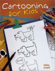 Cover of: Cartooning for Kids