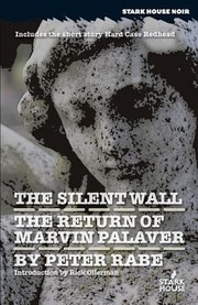 Cover of: The Silent Wall Hard Case Redhead The Return Of Marvin Palaver