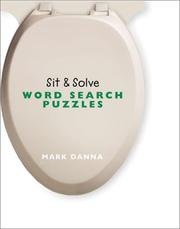 Cover of: Sit & Solve Word Search Puzzles