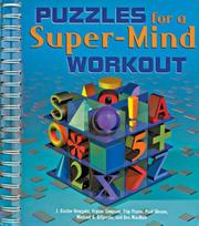 Cover of: Puzzles for a Super-Mind Workout
