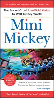 Cover of: Mini Mickey The Pocketsized Unofficial Guide To Walt Disney World