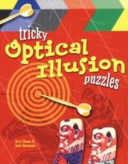 Cover of: Tricky Optical Illusion Puzzles | Jerry Slocum