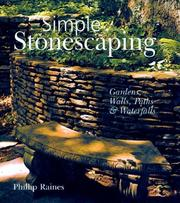 Cover of: Simple Stonescaping | Phillip Raines