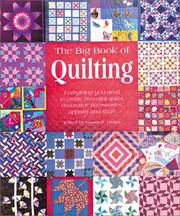 Cover of: The Big Book of Quilting