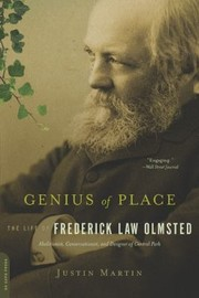Cover of: Genius Of Place The Life Of Frederick Law Olmsted