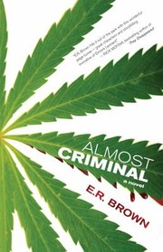 Cover of: Almost Criminal A Crime In Cascadia Mystery