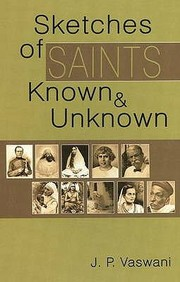 Cover of: Sketches Of Saints Known Unknown