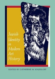 Cover of: Jewish Indentity In Modern Art History