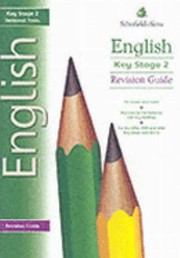 Cover of: English Key Stage 2 Revision Guid