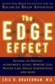 Cover of: The Edge Effect
