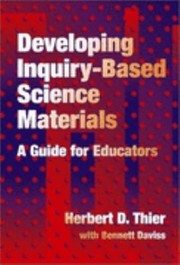 Cover of: Developing Inquirybased Science Materials A Guide For Educators