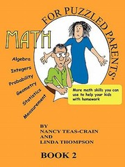 Cover of: Math For Puzzled Parents More Math Skills You Can Use To Help Your Kids With Homework