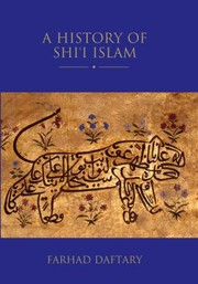 Cover of: A History Of Shii Islam