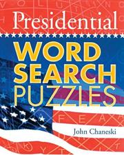 Cover of: Presidential Word Search Puzzles