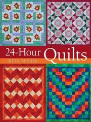 Cover of: 24-Hour Quilts