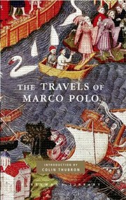 Cover of: The Travels Of Marco Polo The Venetian