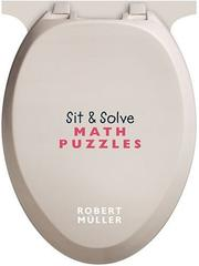 Cover of: Sit & Solve Math Puzzles