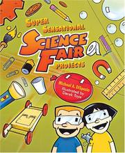 Cover of: Super Sensational Science Fair Projects