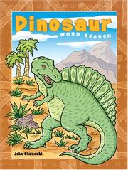 Cover of: Dinosaur Word Search