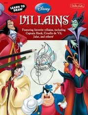 Cover of: Learn To Draw Disney Villains