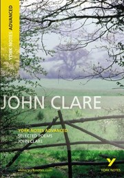 Cover of: John Clare Selected Poems