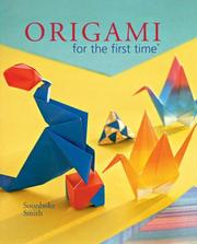 Cover of: Origami for the first time (For The First Time)