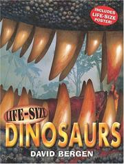 Cover of: Life-Size Dinosaurs