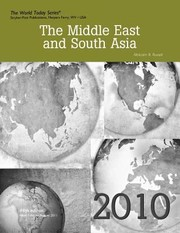 Cover of: The Middle East And South Asia 2010