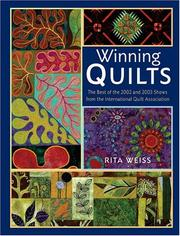 Cover of: Winning Quilts